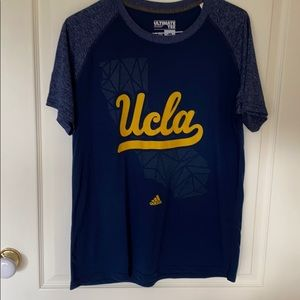 Adidas UCLA athletic shirt Size L